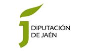 Diputación Provincial de Jaén Logo